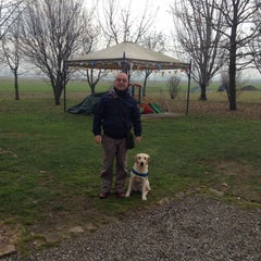 Photo taken at Azienda Agricola Santa Rita by Antonio S. on 1/16/2015