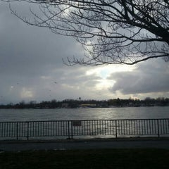 Photo taken at Broderick Park by Nancy S. on 2/16/2013
