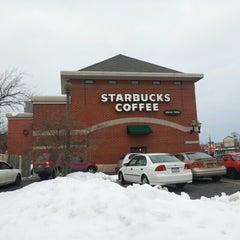 Photo taken at Starbucks by Nancy S. on 1/5/2013