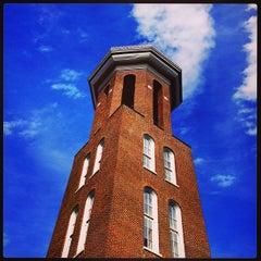 Photo taken at Belmont University by Richmond D. on 3/13/2013