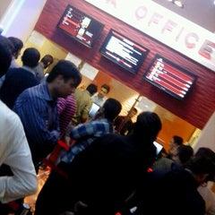 Photo taken at Atrium Cinemas by Basit S. on 12/10/2012