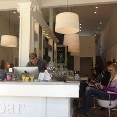 Photo taken at Drybar by Lauren L. on 11/20/2012