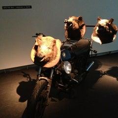 Photo taken at GEM, museum voor actuele kunst by antoinette v. on 4/2/2013
