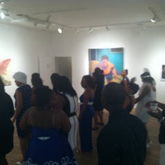 Photo taken at Hillyer Art Space by Christopher W. on 7/17/2014