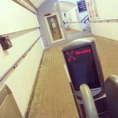 Photo taken at Faversham Railway Station (FAV) by Ryan on 11/13/2013