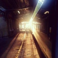 Photo taken at Faversham Railway Station (FAV) by Ryan on 10/3/2013
