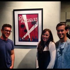 Photo taken at The Hive Salon by Landon R. on 9/30/2012