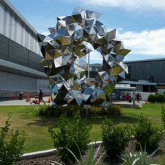 Photo taken at Christchurch International Airport (CHC) by Anastasia V. on 12/31/2012