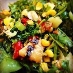 Photo taken at Just Salad by Natasha Maki Y. on 4/11/2013