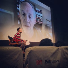 Photo taken at TIFF Bell Lightbox by craig f. on 10/28/2013