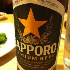 Photo taken at Bistro Yokohama by Michele M. on 11/30/2012