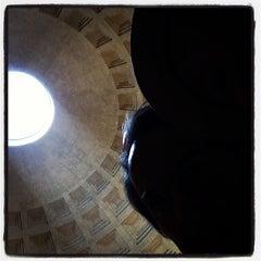 Photo taken at Pantheon by Alexander K. on 7/2/2013