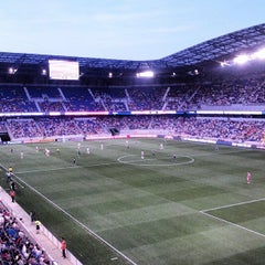 Photo taken at Red Bull Arena by David A. on 6/2/2013