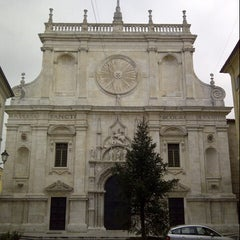 Photo taken at Basilica di San Nicola by G C. on 1/3/2013