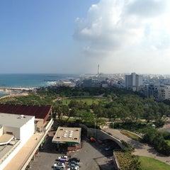 Photo taken at Hilton Tel Aviv by Miki H. on 4/23/2013
