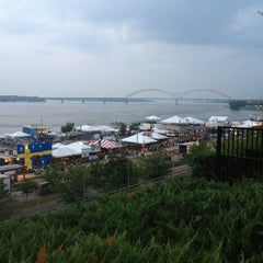 Photo taken at World Championship BBQ Cooking Contest  - Memphis In May by Hunter on 5/19/2013
