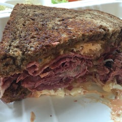 Photo taken at Market House Corned Beef by Jack S. on 9/15/2015