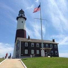 Photo taken at Montauk Point Lighthouse by Jack S. on 7/8/2013