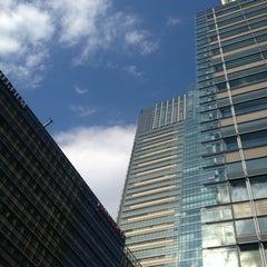 Photo taken at 東京ミッドタウン (Tokyo Midtown) by Emiko T. on 2/23/2013