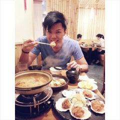 Photo taken at Tontei Pork Restaurant by Suryana O. on 1/23/2014