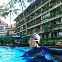 Photo taken at The Jayakarta Yogyakarta Hotel by Kuswahyudi H. on 3/13/2016