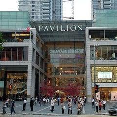 Photo taken at Pavilion Kuala Lumpur by Gunta R. on 9/27/2013