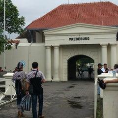 Photo taken at Museum Benteng Vredeburg by Arief F. on 3/4/2013