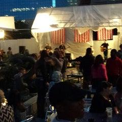 Photo taken at Bernies Bungalow Lounge by JoAnne N. on 7/13/2014