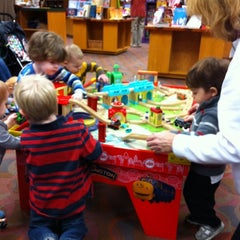 Photo taken at The Booksellers at Laurelwood by Suzanne J. on 1/26/2012
