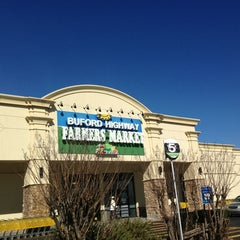 Photo taken at Buford Highway Farmers Market by Ken G. on 2/2/2013