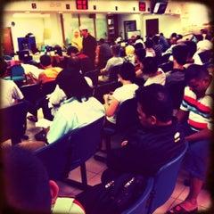 Photo taken at Jabatan Pengangkutan Jalan (JPJ) by Yeh 😍⚽🏀🍻🍔🍱🍣😍 on 9/25/2012