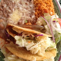 Photo taken at Las Cazuelas Restaurant by Renee W. on 10/6/2012