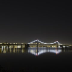 Photo taken at Throgs Neck Bridge Lookout Parking Lot by Alex Y. on 3/12/2013