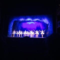 Photo taken at Teatro Sociale di Mantova by Gisella Z. on 4/10/2015