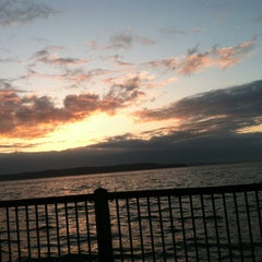 Photo taken at Redondo Board Walk by Julie C. on 6/9/2013