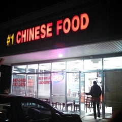 Photo taken at No. 1 Chinese by Dan L. on 12/11/2012