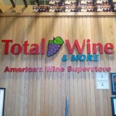 Photo taken at Total Wine & More by Kaiolu M. on 3/17/2013