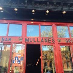 Photo taken at Mullane's by Dan S. on 4/26/2013