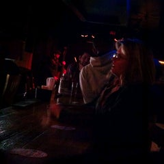 Photo taken at Hideaway Saloon by Brittney H. on 4/6/2013