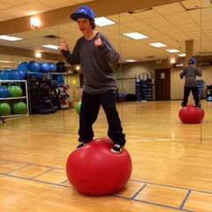 Photo taken at high altitude fitness by David L. on 2/8/2014