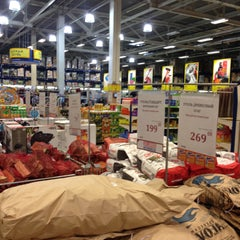 Photo taken at Selgros Cash&Carry by Evgeny P. on 5/5/2013