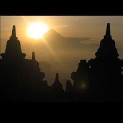 Photo taken at Candi Borobudur (Borobudur Temple) by Princess LaGreta P. on 5/24/2013