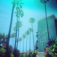 Photo taken at Beverly Hills Hotel by Christine K. on 6/27/2013