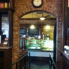 Photo taken at Los Gatos Coffee Roasting Co. by Tiffany J. on 11/4/2012