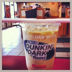 Photo taken at Dunkin Donuts by Anthony B. on 8/9/2013