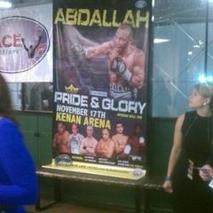 Photo taken at Kenan Center Arena by Scott L. on 11/17/2012