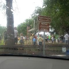 Photo taken at Kanapaha Veterans Memorial Park by Michele on 5/4/2013