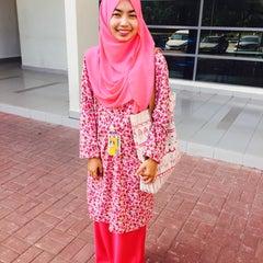 Photo taken at Universiti Teknologi MARA (UiTM) by hamizah w. on 6/19/2015
