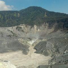 Photo taken at Gunung Tangkuban Parahu by Agung W. on 9/22/2012