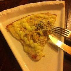 Photo taken at Villa Rios Pizza & Restô by Scarlett P. on 10/15/2012